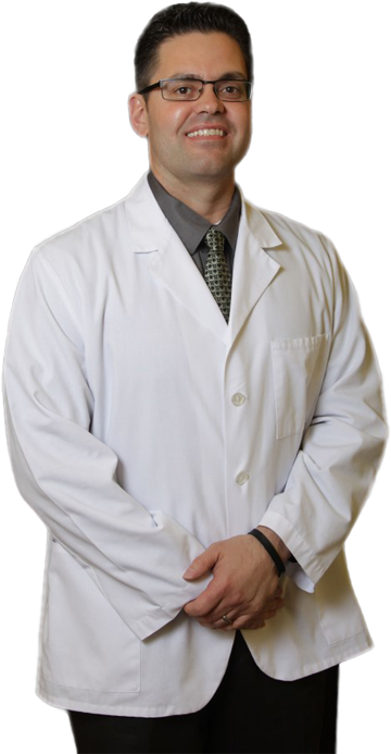 Dr. Keith Raber